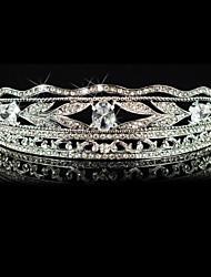 Недорогие -Женский Сплав металлов Заставка-Свадьба / Особые случаи Диадемы