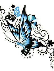 cheap -Tattoo Stickers Animal Series Pattern Waterproof Women Girl Teen Flash Tattoo Temporary Tattoos