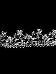 legeret tiaras hovedstykke bryllupsfesten elegant klassisk feminin stil