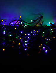 cheap -10M 100-LED Colorful Light 8-Mode LED Fairy String Lamp for (220V)