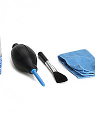 4 in 1 Lens Cleaning Kit for All DSLR Cameras
