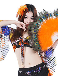 cheap -Dance Accessories Stage Props Women's Performance Feather / Belly Dance