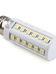 preiswerte -1pc 4.5 W 300LM E26 / E27 LED Mais-Birnen T 36 LED-Perlen SMD 5050 Warmes Weiß / Kühles Weiß / Natürliches Weiß 220-240 V