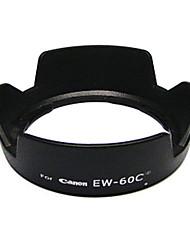 EW-60C EW60C Lens Hood Flower Crown for CANON 500D/550D/600D EF-S 18-55mm Lens