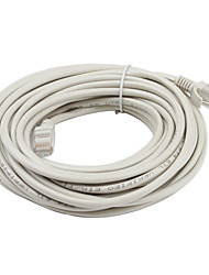 cheap -RJ45 CAT 5 Ethernet Network Cable (10m) High quality, durable