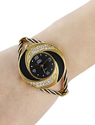 Women's Watch Bracelet Whirlwind Circle Style Gold Strap Watch Alloy  Cool Watches Unique Watches Fashion Watch