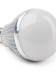 E27 12W 980LM 3000K Varm hvid lys LED Ball Bulb (85-265V)