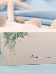 sted kort og holdere sted kort - drue (sæt af 12) bryllup modtagelse