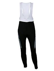 Kooplus Salopette da ciclismo Per uomo Bicicletta Salopette Pantalone/Sovrapantaloni Calzamaglia/Salopette/Corsari Pantaloni Tenere al