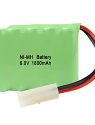 cheap -Ni-MH AA Battery (6v, 1800 mAh)