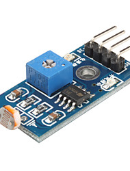 cheap -6495 Photoresistor Light Sensor Module for Smart Car (Black & Blue)
