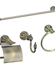 cheap -Robe Hook,Towel Bar,Toilet Roll Holder and Towel Ring Bathroom Accessory Sets