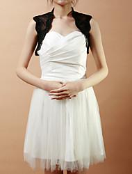 cheap -Sleeveless Lace Wedding / Party Evening Wedding  Wraps With Shrugs