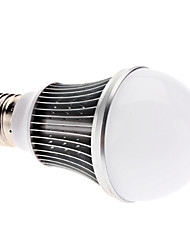 LED Globe Bulbs 5 High Power LED 500-550 lm Natural White 6000-6500 K AC 85-265 V