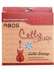 billige -Alice - (A806) Cello Strings