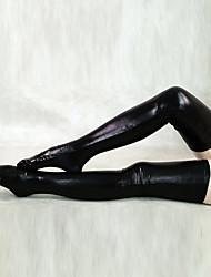 čarape Ninja Zentai odijela Cosplay Nošnje Jednobojni Stockings Spandex Uniseks Halloween