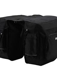 Bike Bag 37LPanniers & Rack Trunk Waterproof Bicycle Bag PVC 600D Ripstop Cycle Bag Cycling/Bike