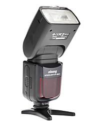 OLOONG SP-690 E-TTL II Speedlite Flash light On-camera for Canon 600D 550D 7D 5D II4 POL02 (4 x AA)