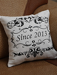 cheap -Bride Groom Couple Parents Personalized Pillowcases Wedding Birthday Housewarming