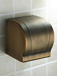 Недорогие -Держатель для туалетной бумаги / Старая латунь Старинный