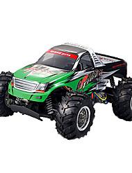 YX-3427 Caminhão 1:10 Electrico Escovado Carro com CR 2.4G Pronto a usarCarro de controle remoto Controle Remoto/Transmissor Bateria Para