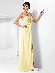 Une ligne de princesse sweetheart étage longueur chiffon robe de bal avec perles par ts couture®