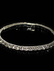 cheap -Men's Tennis Bracelet Zircon Jewelry Christmas Gifts Daily Costume Jewelry