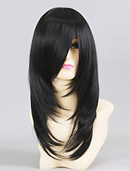 cheap -Cosplay Wigs Love Live Yayoi Shioiri Anime Cosplay Wigs 50 CM Heat Resistant Fiber Men's