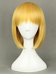 Cosplay Wigs Attack on Titan Armin Arlert Golden Short Anime Cosplay Wigs 40 CM Heat Resistant Fiber Male