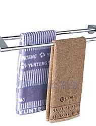 Barre porte-serviette / Chrome Acier inoxydable /Contemporain