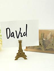 krom sted kort indehavere 3 stående stil gaveæske bryllup reception