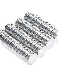 Magnetspielsachen 100 Stücke 10*3 MM Magnetspielsachen Bausteine Super Strong Seltenerd-Magneten Executive-Spielzeug Puzzle-Würfel Für