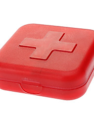 cheap -Travel Pill Box/Case Portable for Travel Accessories for Emergency