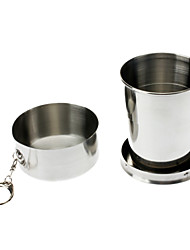 cheap -Portable Stainless Steel Telescopic Cup