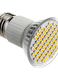 cheap -SENCART 240lm E26 / E27 LED Spotlight MR16 60 LED Beads SMD 3528 Warm White 85-265V