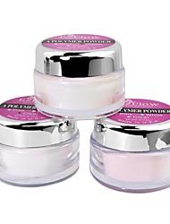 economico -1pcs nail art polvere acrilica 30g rosa