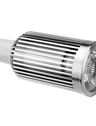 E14 GU10 E26/E27 LED Spotlight 1 COB 820lm Warm White 3500K AC 100-240V