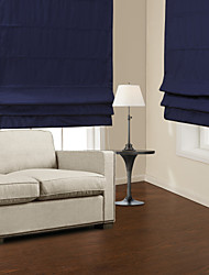 cheap -Blackout 100% Polyester Roman Shade