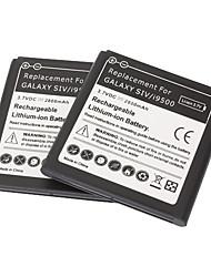 preiswerte -Für Externe Batterie der Energie-Bank Für Für Akku-Ladegerät / Nein / Samsung / Nein / # / 2500 - 3000
