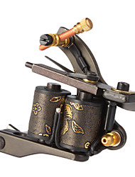 Coil Tattoo Machine Professiona Tattoo Machines Carbon Steel Liner Stamping