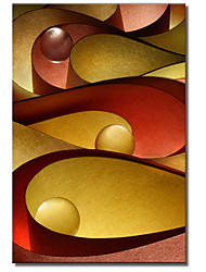 cheap -Stretched Canvas Art Abstract Rolling