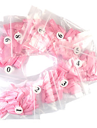 cheap -500pcs Full Nail Tips Abstract Fashion High Quality Daily