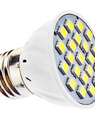 cheap -6500 lm E26/E27 LED Spotlight MR16 21 leds SMD 5050 Natural White AC 110-130V AC 220-240V