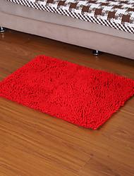 elaine microfibre antidérapantes tapis de sol 50 * 80cm f