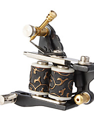cheap -Coil Tattoo Machine Professiona Tattoo Machines Steel Liner Casting