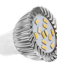 GU10 führte Scheinwerfer mr16 12 smd 5630 360lm warmes Weiß 3500k Wechselstrom 110-130 Wechselstrom 220-240v
