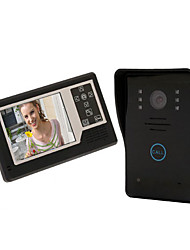 "3.5"" TFT Color Display Wireless Waterproof Video Intercom Doorbell Door Phone Intercom System"