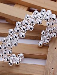 Недорогие -Z&x® мода серебряный браслет