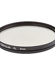 CPL Circulaire Polarisatie Filter 67mm