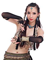 Acessórios de Dança Jóias Mulheres Treino Metal